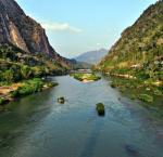 Дельта реки Меконг во Вьетнаме
