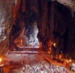 Невероятные малайзийские пещеры Бату